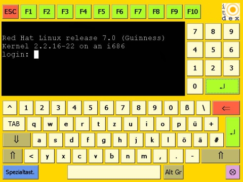 Screenshot 2 - Staplerterminal