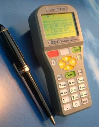 VistaPocket WLAN Handheld-Terminal